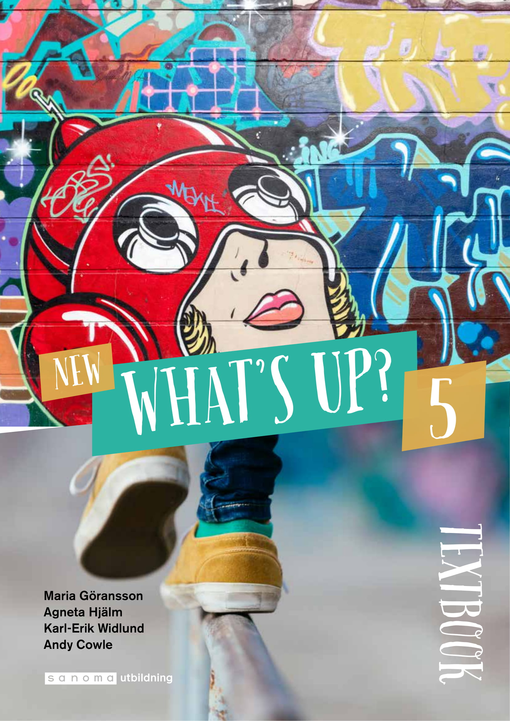 New What's Up? 5