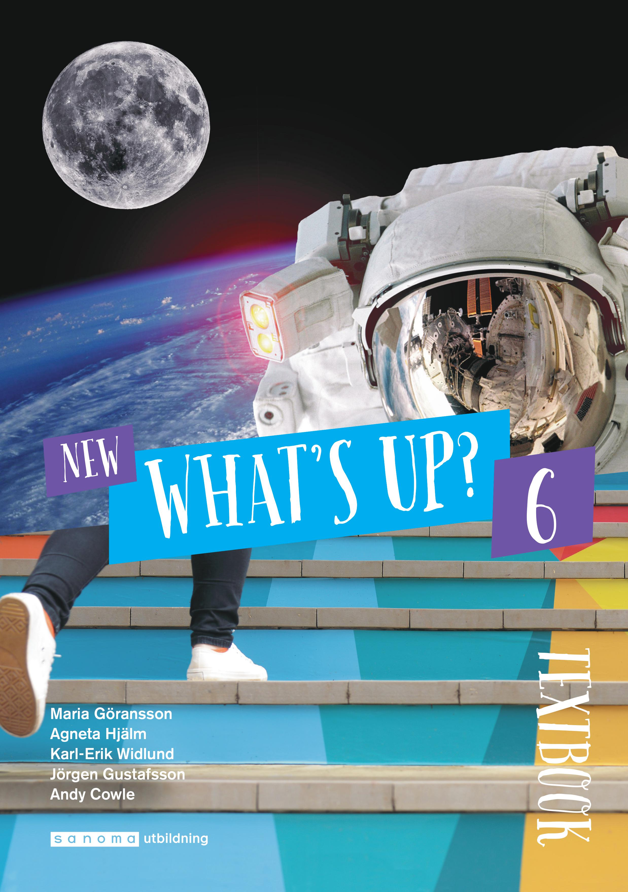 New What's Up? 6